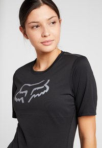 Fox Racing - WOMENS RANGER - T-Shirt print - black - 3