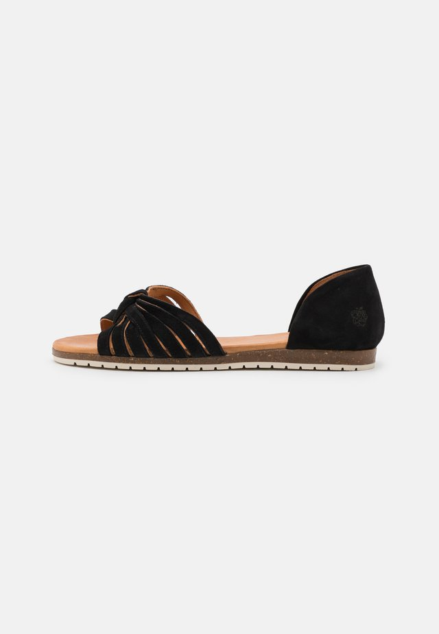 CILLY - Sandales - black