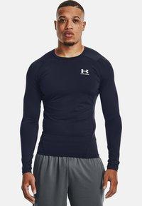 Under Armour - Sports shirt - midnight navy - 0