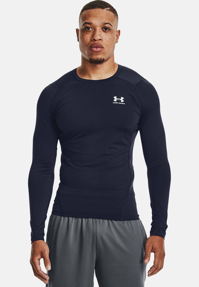 Under Armour - Sports shirt - midnight navy