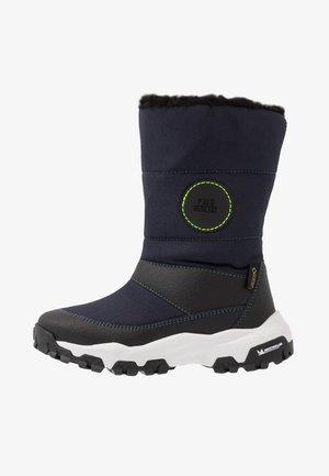Winter boots - blue/nero