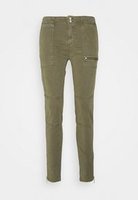 comma casual identity - Trousers - khaki - 0
