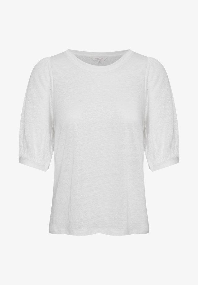 Camiseta básica - bright white