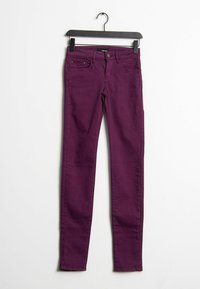 The Kooples - Slim fit jeans - purple - 0
