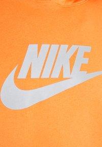 Nike Sportswear - HOODIE - Hoodie - electro orange - 2