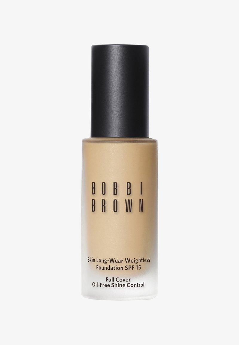 Bobbi Brown - SKIN LONG WEAR WEIGHTLESS FOUNDATION SPF15 - Foundation - E5BC92 warm ivory