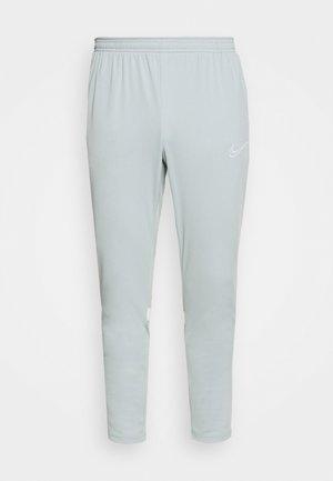 ACADEMY PANT - Teplákové kalhoty - light pumice/white