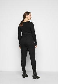New Look Curves - LIFT AND SHAPE - Kalhoty - black - 2