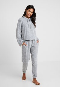 Zalando Essentials - Pyžamová sada - grey - 1
