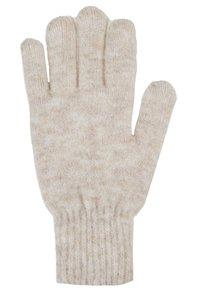 Barts - WITZIA GLOVES - Gloves - cream - 3
