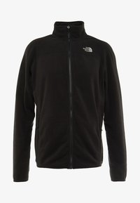GLACIER FULL ZIP NEW - Fleece jacket - black