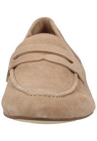 Sansibar Shoes - SANSIBAR SHOES SLIPPER - Półbuty wsuwane - beige - 6