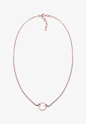 CHOKER - Necklace - rosegold-coloured
