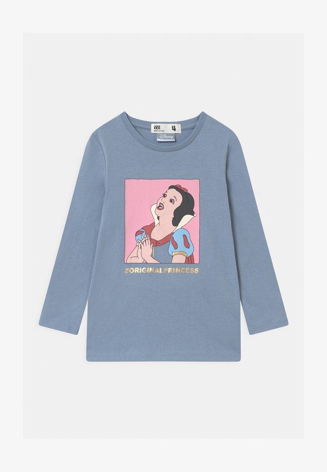 DISNEY LONG SLEEVE - Langærmede T-shirts - grey