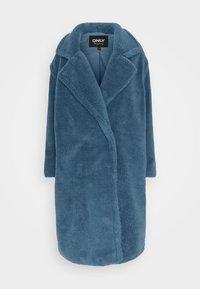 ONLY - ONLEVELIN LONG COAT  - Classic coat - riverside - 3