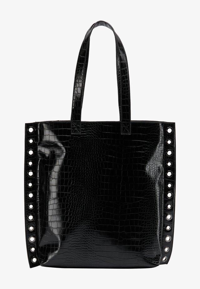 Bolso shopping - schwarz