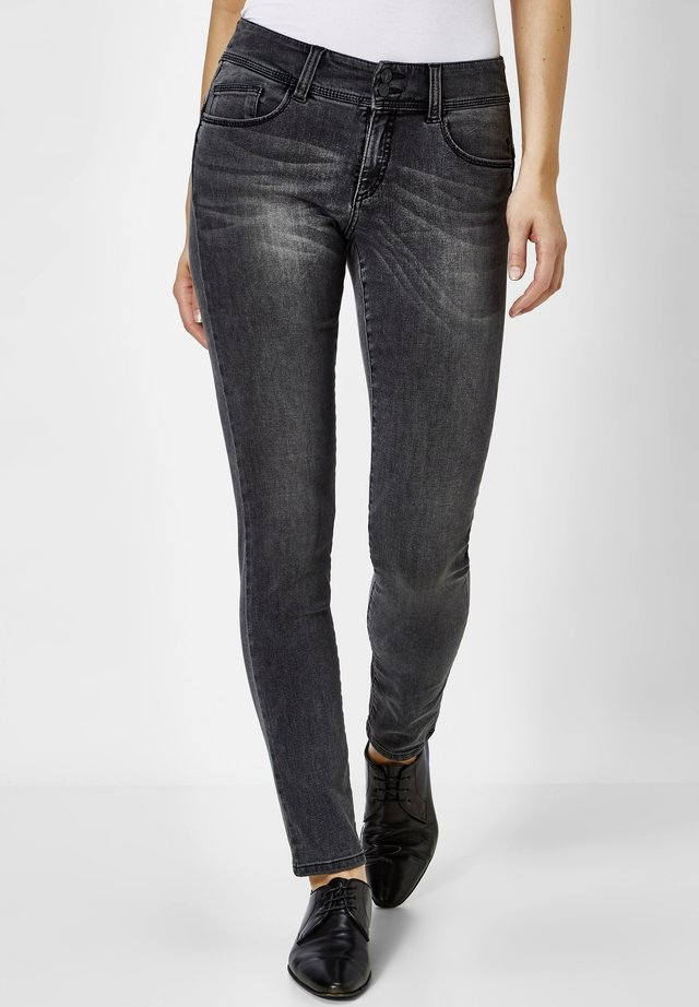 Slim fit jeans - medium grey