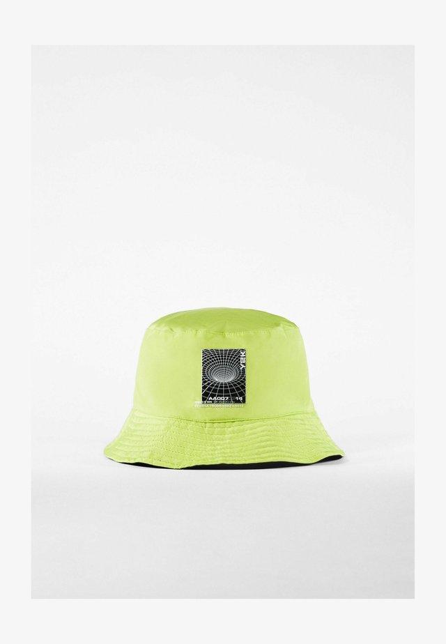 Chapeau - neon yellow