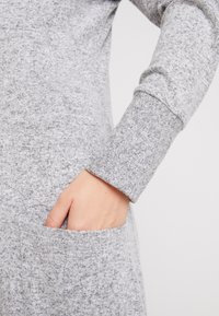 Lounge Nine - LUCCA - Cardigan - light grey melange - 4