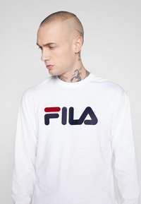 Fila - PURE - Long sleeved top - bright white - 5