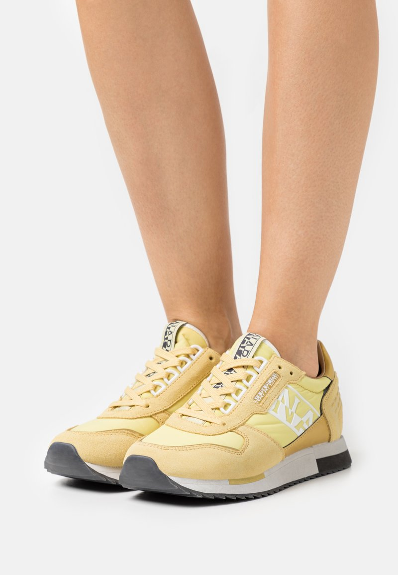 Napapijri - VICKY - Trainers - freesia yellow