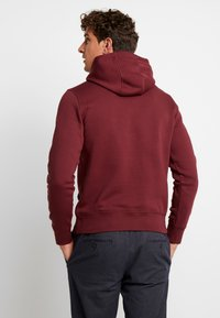Tommy Hilfiger - LOGO HOODY - Sweat à capuche - red - 2