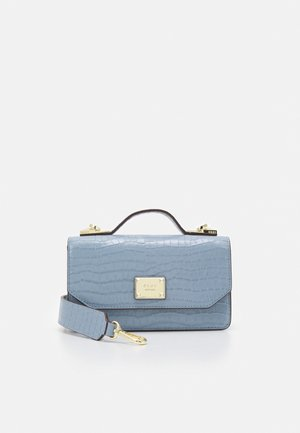 PEARL TOP HANDLE - Handbag - blue moon