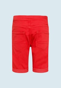 Pepe Jeans - JOE - Denim shorts - rot - 1