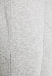 Even&Odd - REGULAR FIT JOGGERS WITH SEAM DETAIL - Pantaloni sportivi - mottled light grey - 5