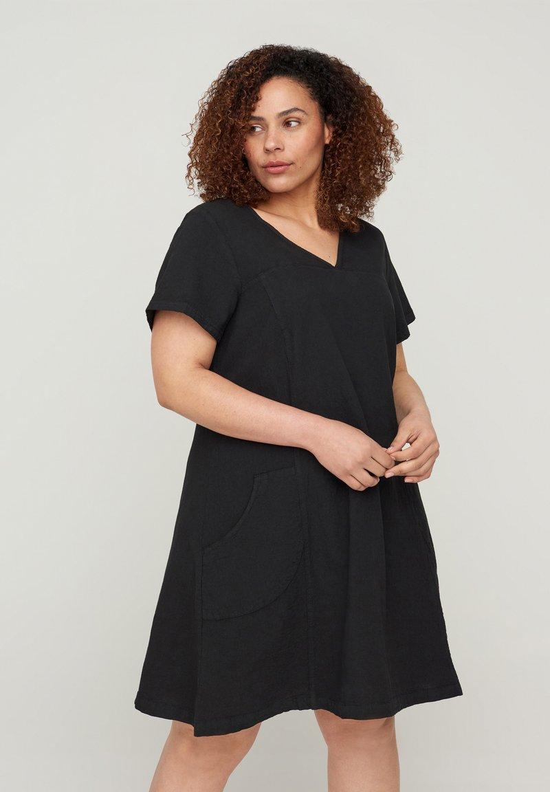 Zizzi - Day dress - black