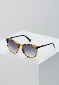 Longchamp - Solbriller - vintage havana/petrol - 0