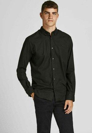 JPRBLAPERFECT TWIST  - Shirt - darkest spruce