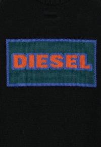 Diesel - KFLOTYA MAGLIA - Svetr - nero - 2