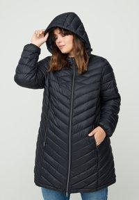 Zizzi - Winter coat - black - 0
