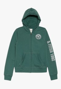 Abercrombie & Fitch - Sweatjacke - green - 0