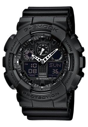 G-SHOCK - Chronograph watch - schwarz