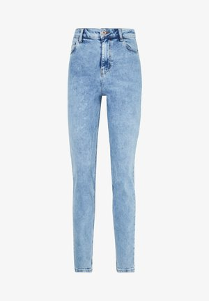 PCKESIA MOM  - Jeans Slim Fit - light blue denim