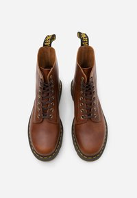 Dr. Martens - PASCAL ZIGGY - Lace-up ankle boots - tan luxor - 5