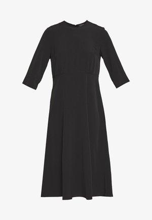 SLFJADE ORIANA MIDI DRESS - Kjole - black