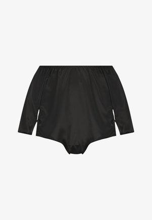 AMELIA TAP - Pyjama bottoms - black