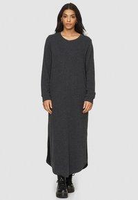 Cotton Candy - TILDA - Maxi dress - black mel. - 1