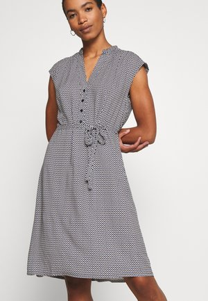 DRESS TRACY - Shirt dress - dark navy