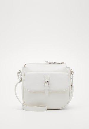 DORA - Across body bag - off white