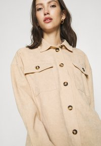 Moves - SAVISA - Button-down blouse - sahara - 5