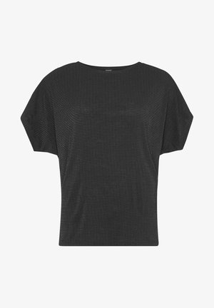EXPLORE - Basic T-shirt - true black