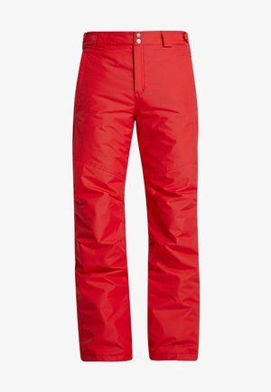 BUGABOO PANT - Skibroek - mountain red