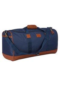 Kangol - Sac de voyage - navy blue/brown - 1