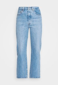 Levi's® - RIBCAGE STRAIGHT ANKLE - Straight leg jeans - tango gossip - 3
