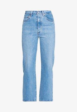 RIBCAGE STRAIGHT ANKLE - Jeans straight leg - tango gossip