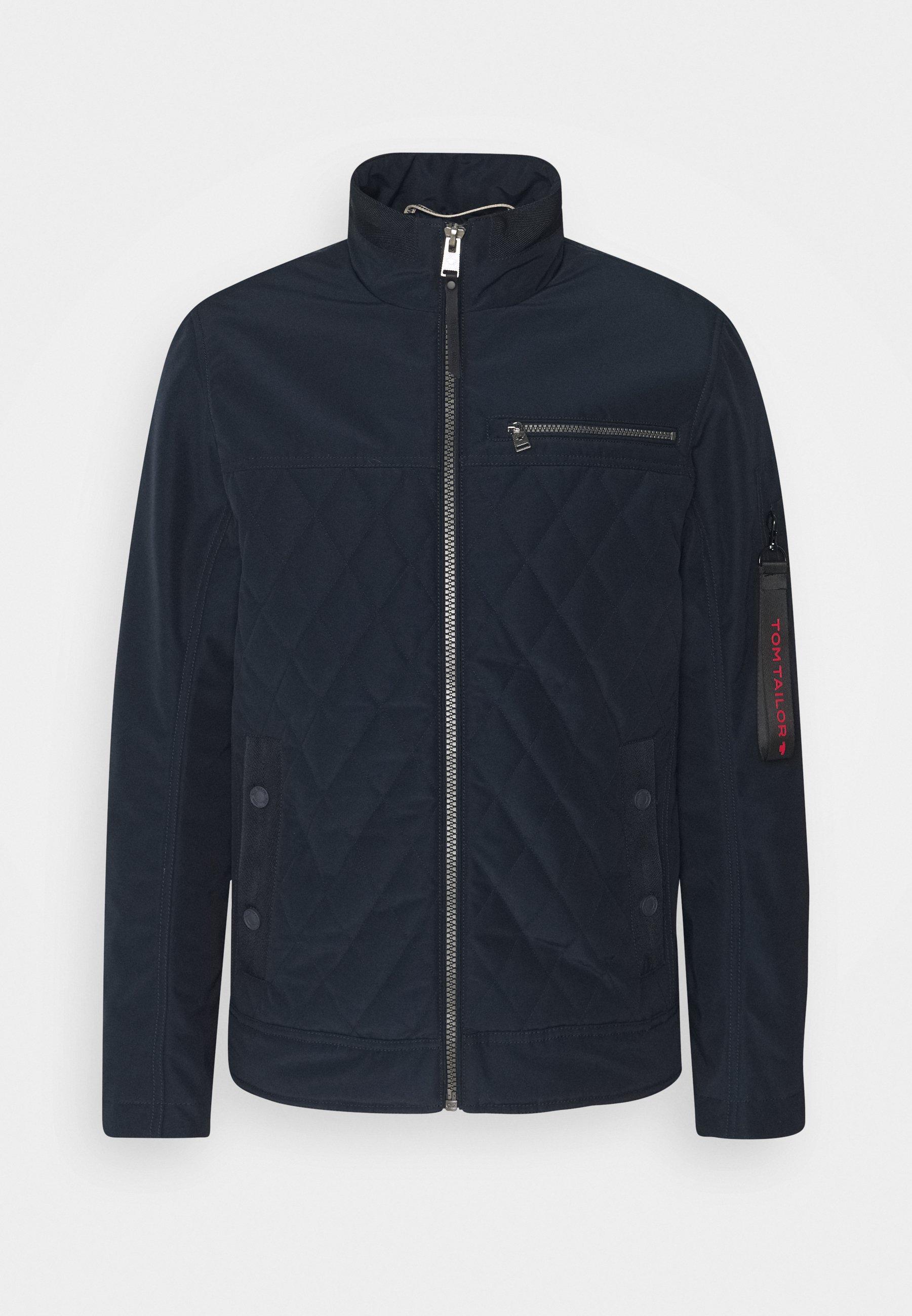 Men QUILTED JACKET - Light jacket
